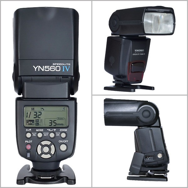 YN 50 iv yongnuo dslr flash external