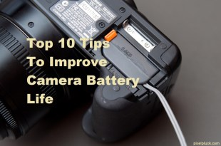 Top 10 Tips To Improve Camera Battery Life