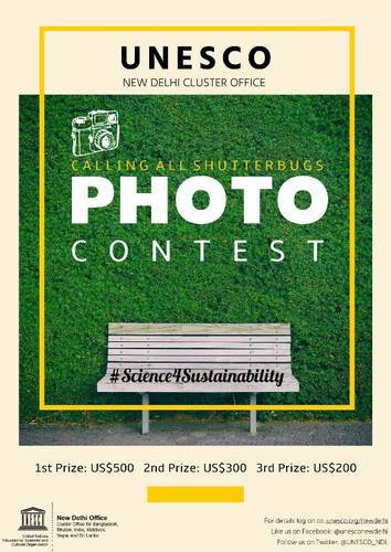UNESCO Photo Competition