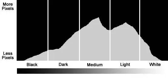 Parts of a Histogram X-axis vs Y-axis