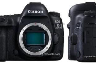 New Canon 5D Mark IV