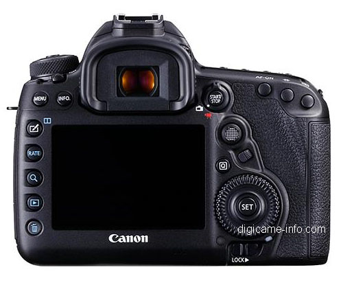 Canon 5D Mark IV Revealed - Features and Specifications
