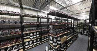 Canon Olympics Gear Room (2)