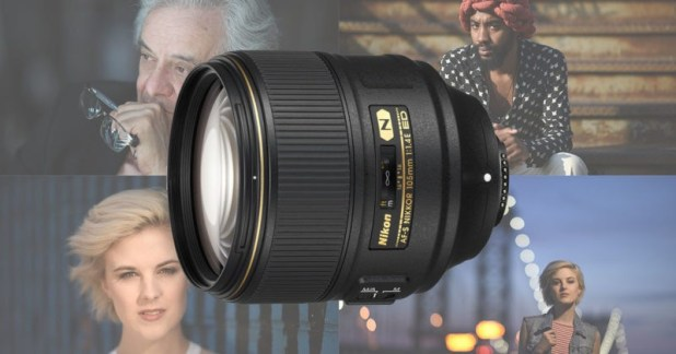 nikkor 105mm new lens buy