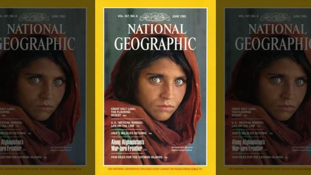 1984 Cover of National Geographic