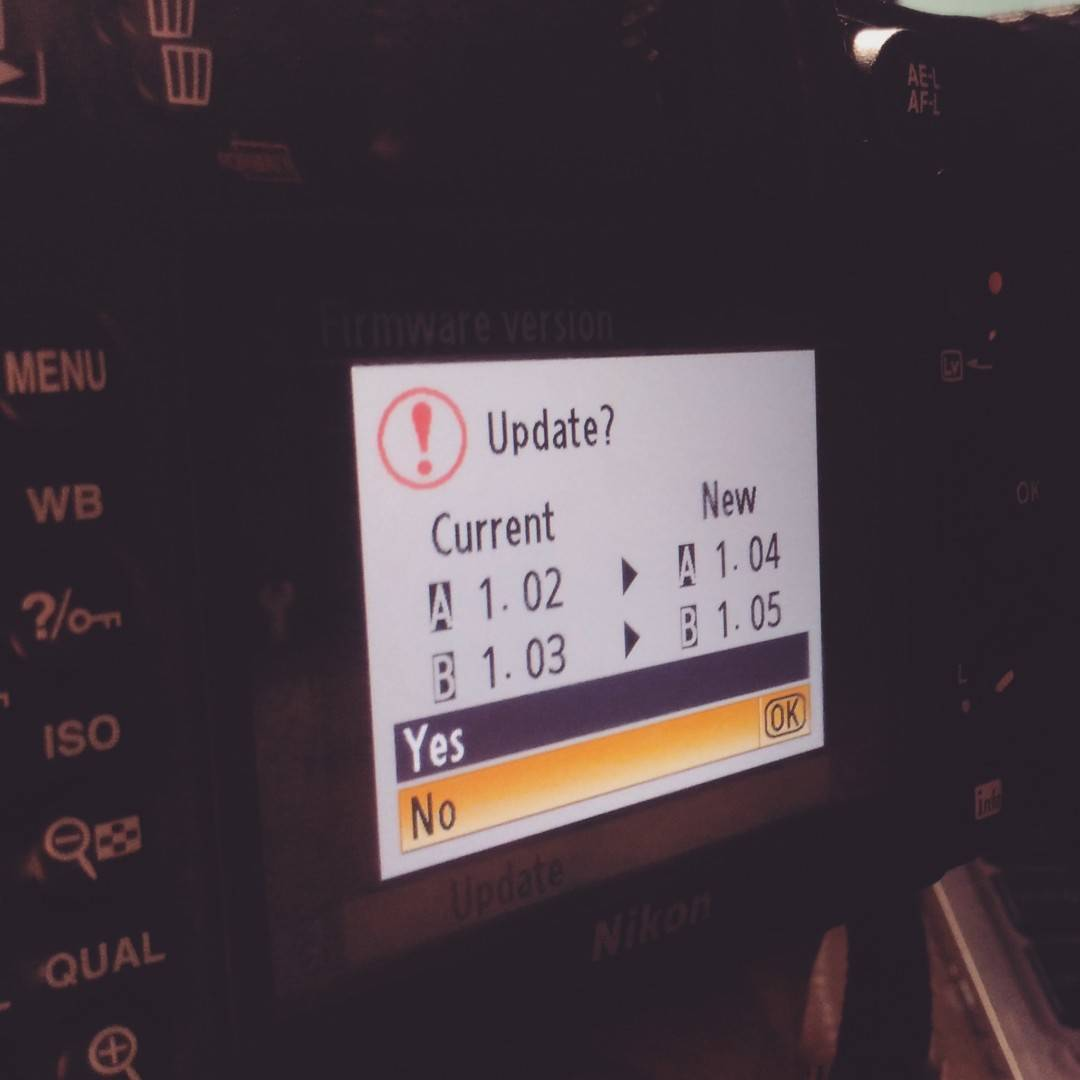 Learn How to Update Nikon Camera Firmware