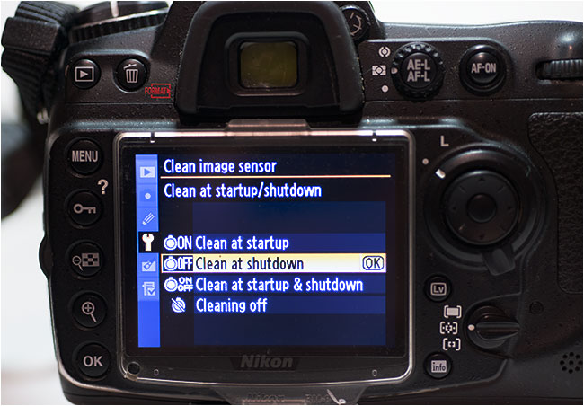 Camera Rocket Blower : How to clean dust from dslr sensor