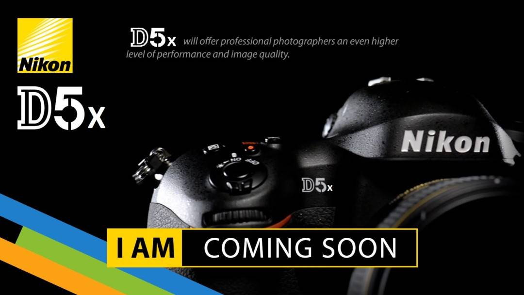 Nikon D850 Nikon D5x and more coming in 2017