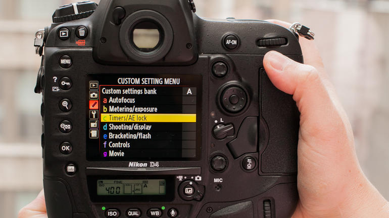 How To Use Camera Metering Modes