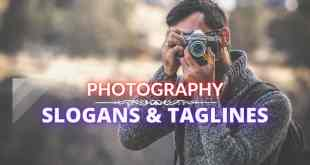 new photography slogans and taglines