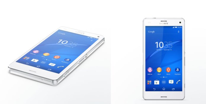 Sony Xperia Z3 Compact goes small in a big way