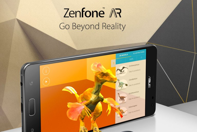 What you Need to Know About the New Zenfone AR Device