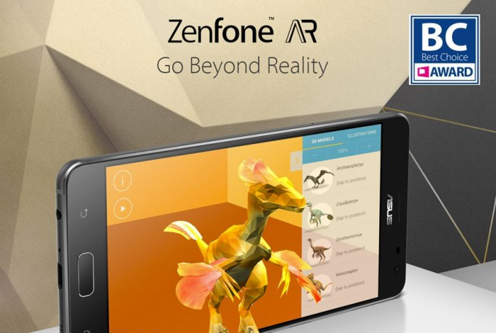 The Best Priced AR Device Available Now – Zenfone AR from ASUS
