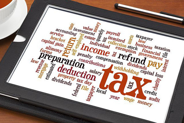 Steps in personal tax preparation- it's easier than you think