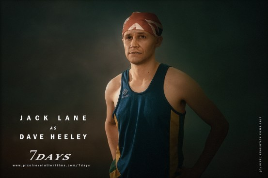 Jack Lane in a promotional photo