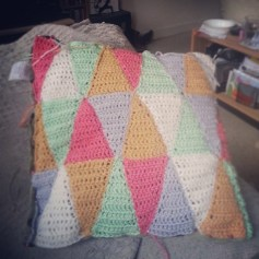 Pinned To A Cushion To Check Size