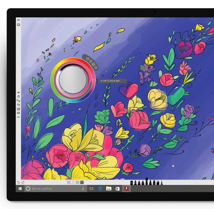 MS Surface dial