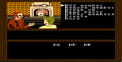 NES: Tales of the Unknown