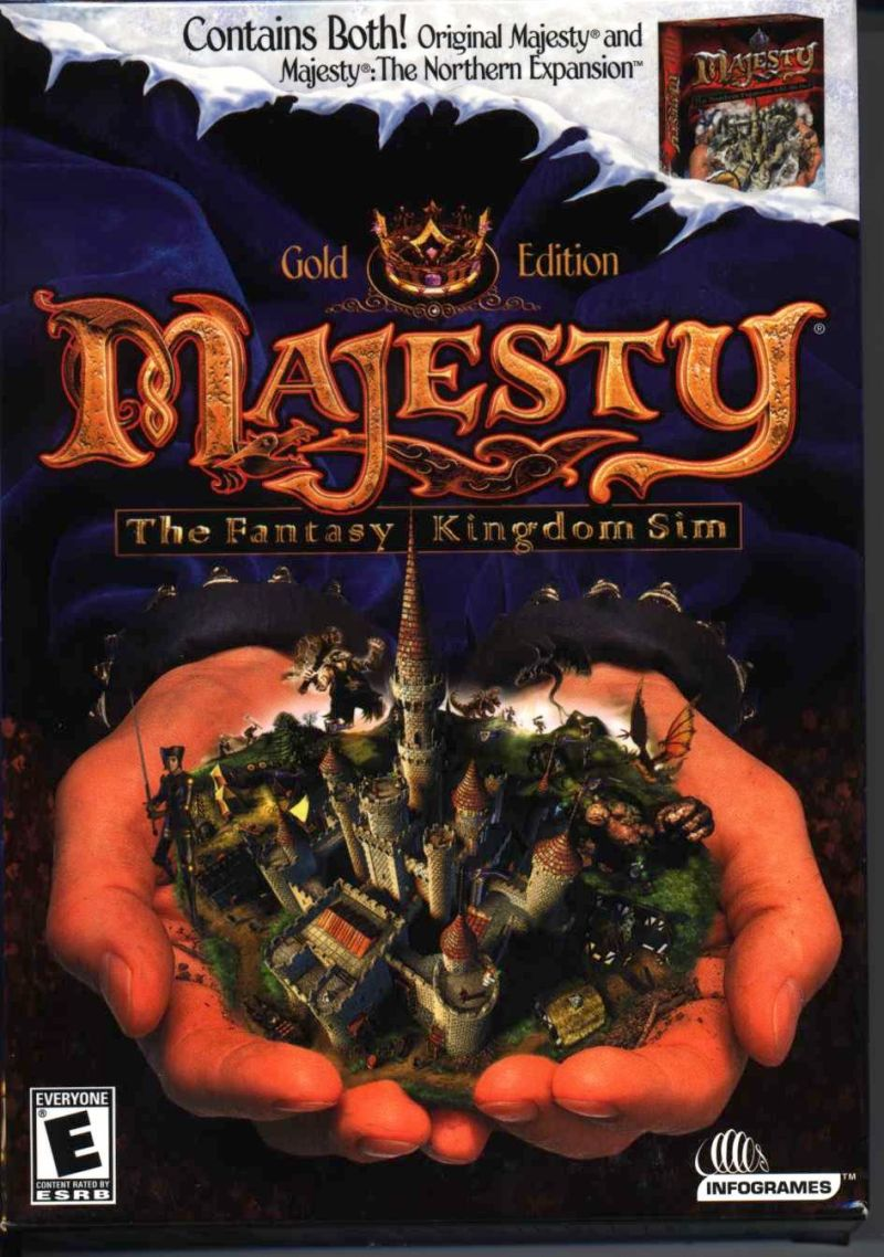 Majesty Cover Art