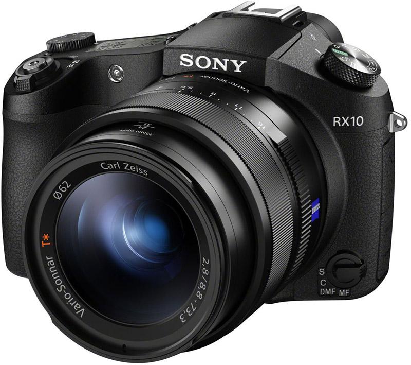 Die Bridgekamera Sony Cyber-shot DSC-RX10