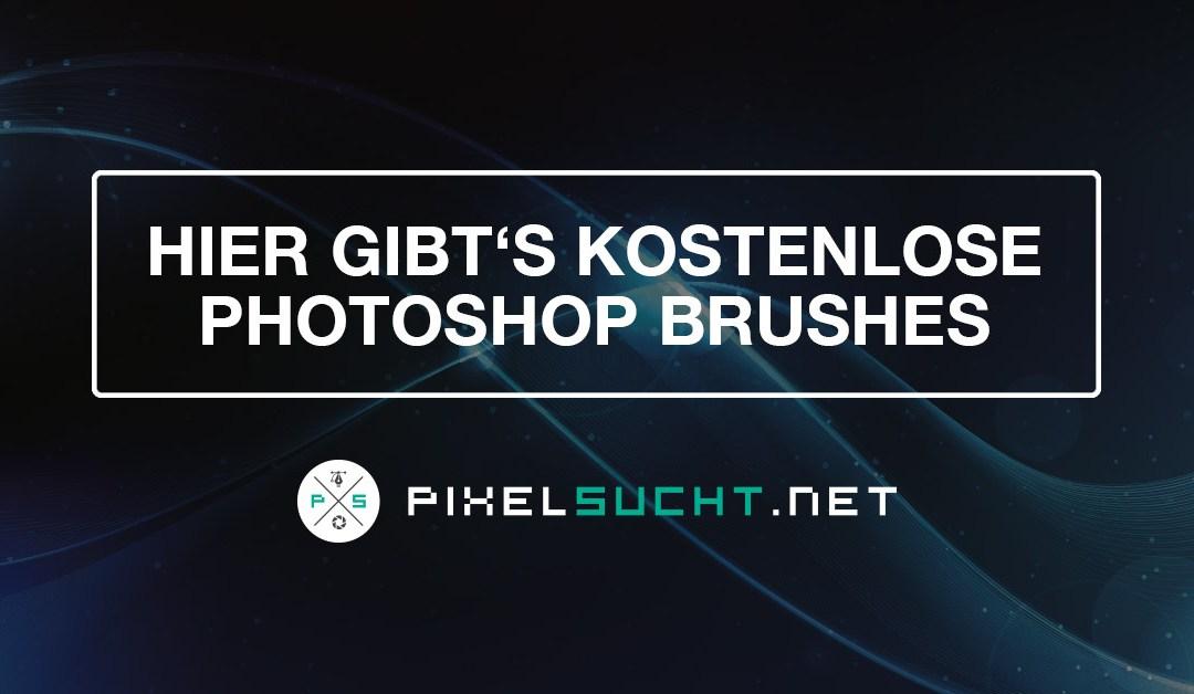 Sammlung: Hier gibt's kostenlose Photoshop Brushes