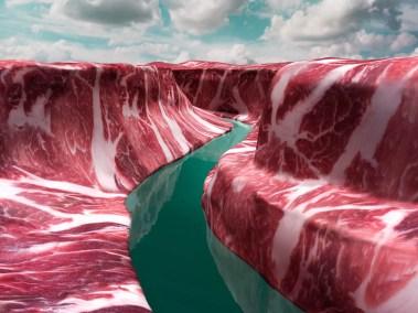 Meaty Foodscape