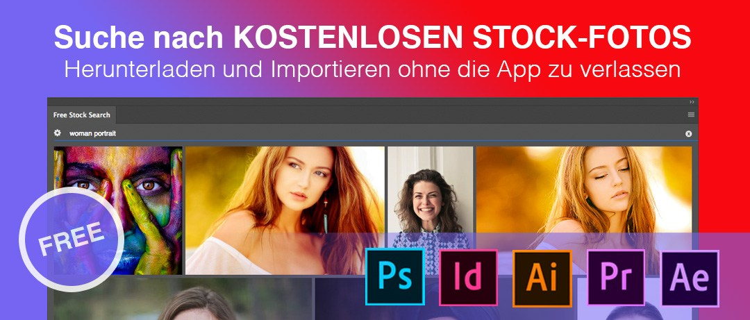 Free Stock Search – Neues kostenloses Panel