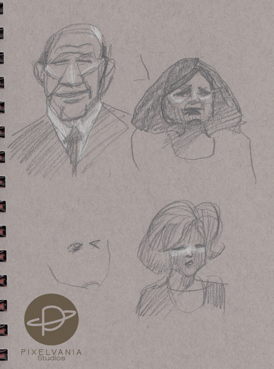 Attempts at church caricatures