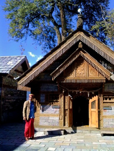 Jagatipatt Temple at Naggar City Palace Manali