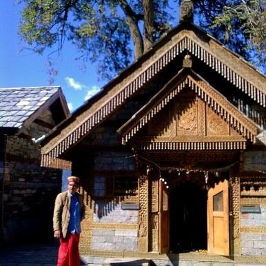 Jagatipatt Temple at Naggar City Palace Manali