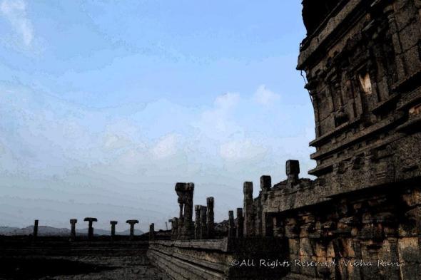 Vijaya Vitthala Temple, Hampi