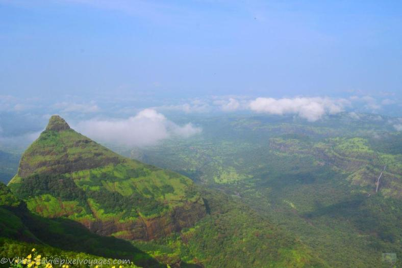 Lonavala is magical in the monsoon - it's also a good summer getaway