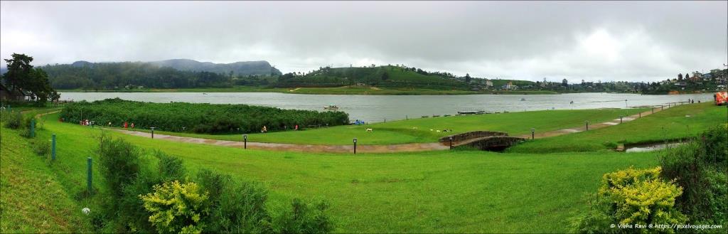 Gregory Lake Sri Lanka