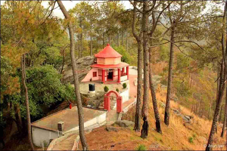 Kasar Devi Temple