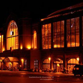 Nachtaufnahmen bei den Eisenbahnfreunden Schwarzenbek e.V.