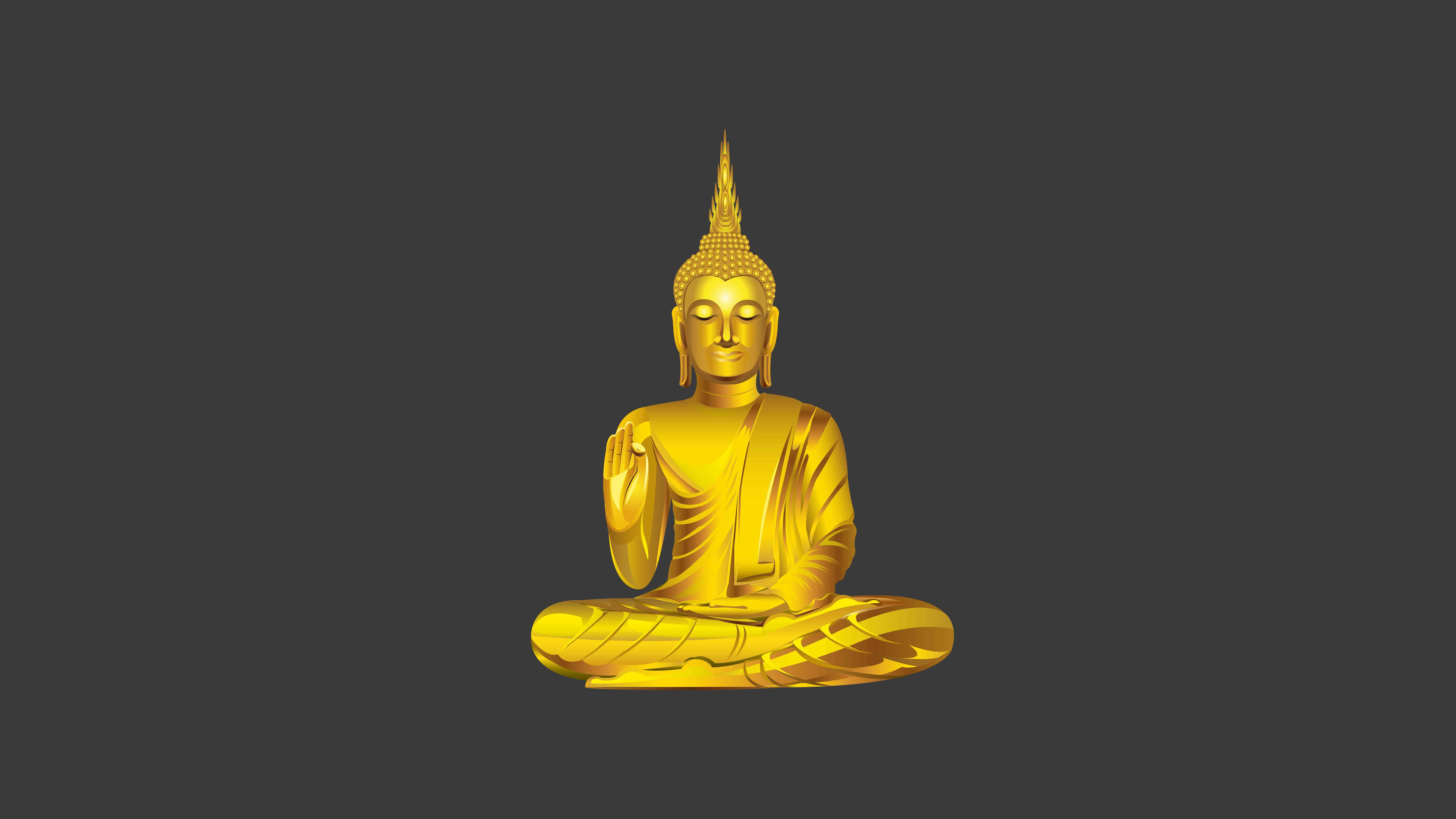 Gautama Buddha Meditating Uhd 8k Wallpaper Pixelz