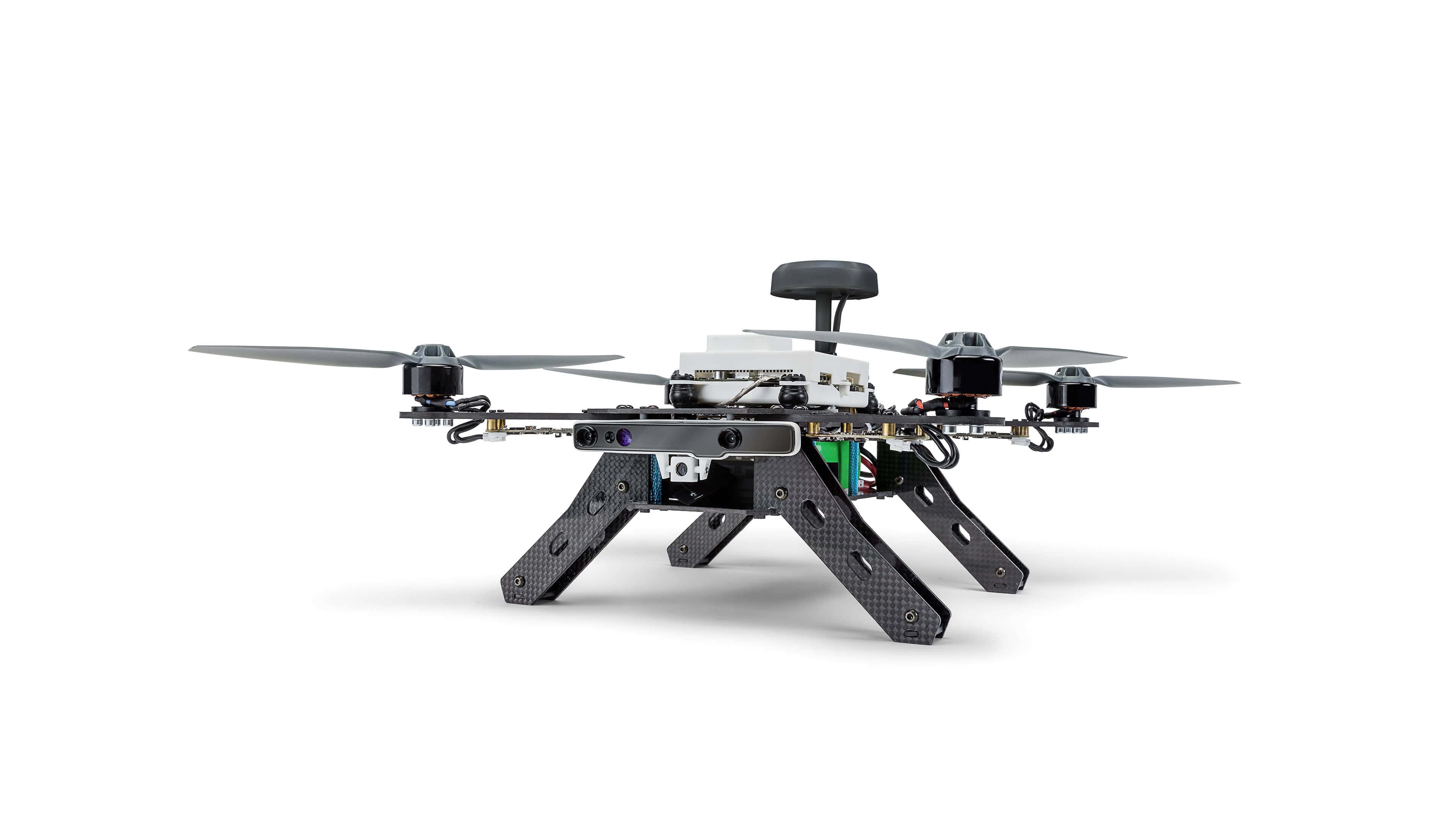 Intel Aero Ready To Fly Drone Uhd 4k Wallpaper