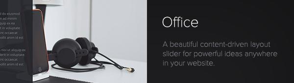 Slidea - Office Template