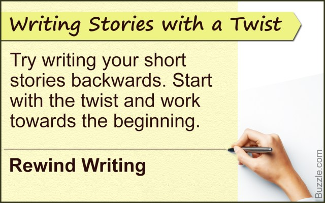 Check Out These Amazing Ideas to Write a Short Story With a Twist