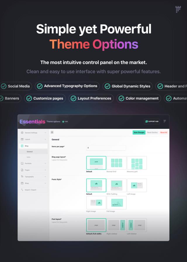 Essentials | Multipurpose WordPress Theme - 91