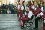 Déflié de la St Patrick - Les différents invités