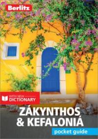 Berlitz Pocket Guide Zakynthos & Kefalonia (Travel Guide eBook) (Berlitz Pocket Guides), 5th Edition