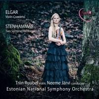 Triin Ruubel - Elgar - Violin Concerto - Stenhammar - 2 Sentimental Romance (2020) [Official Digital Download 24bit/96kHz]