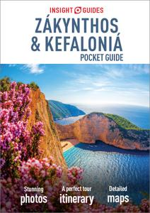 Insight Guides Pocket Zakynthos & Kefalonia (Travel Guide eBook) (Insight Pocket Guides), 2nd Edition