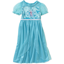 Elsa Dress Nightgown Walmart