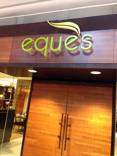 Eques Hyatt Bellevue for Breakfast