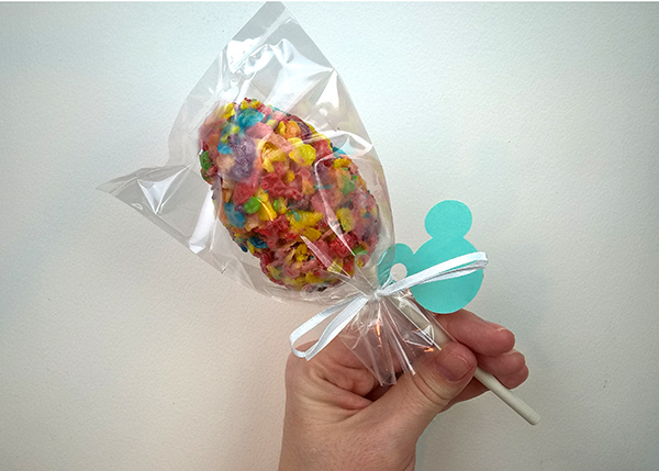 Mickey Easter Egg Favor Treat
