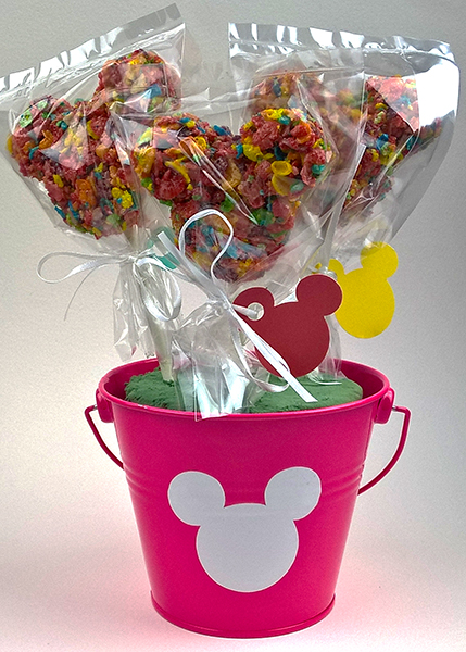 Mickey Favor Treat Centerpiece