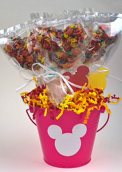 Mickey Treat Party Favor Centerpiece