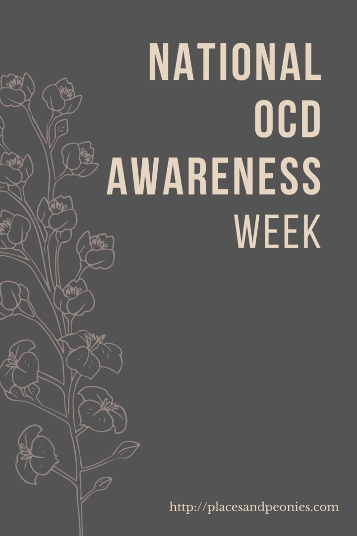 It's OCD Awareness Week